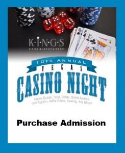Casino Admission