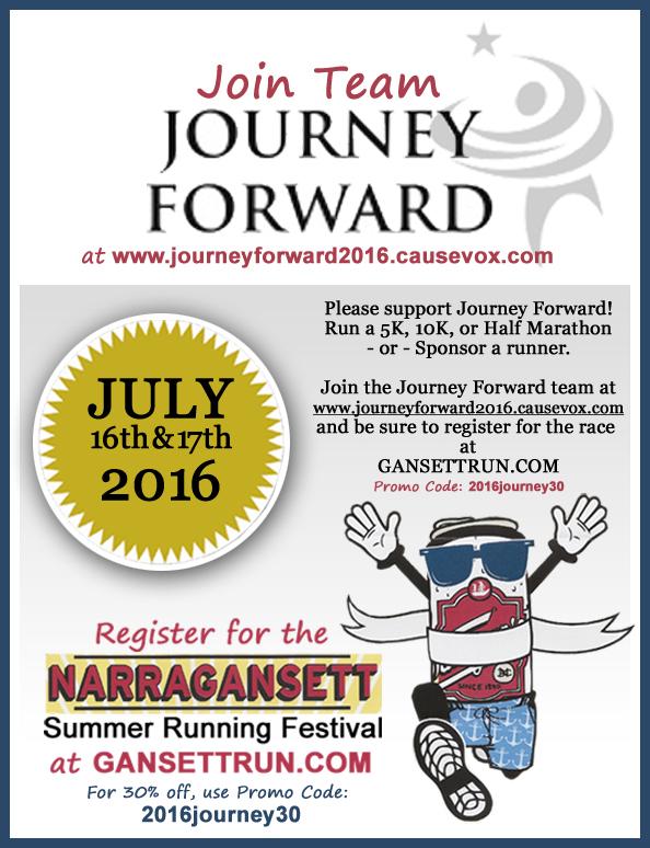 Journey Forward Narragansett Flyer 2016